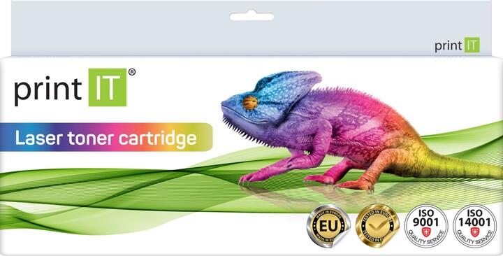 PRINT IT alternativní HP CF533A č.205A, purpurový