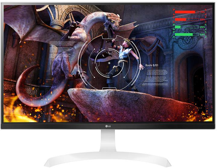 """LG 27UD69-W - LED monitor 27"""""""