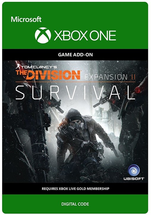 Tom Clancy's The Division - Survival DLC (Xbox ONE) - elektronicky