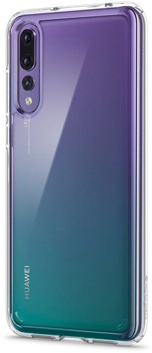 brand new 3cc57 ae04e Spigen Ultra Hybrid, crystal clear -Huawei P20 Pro