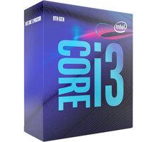 Intel Core i3-9100 - BX80684I39100