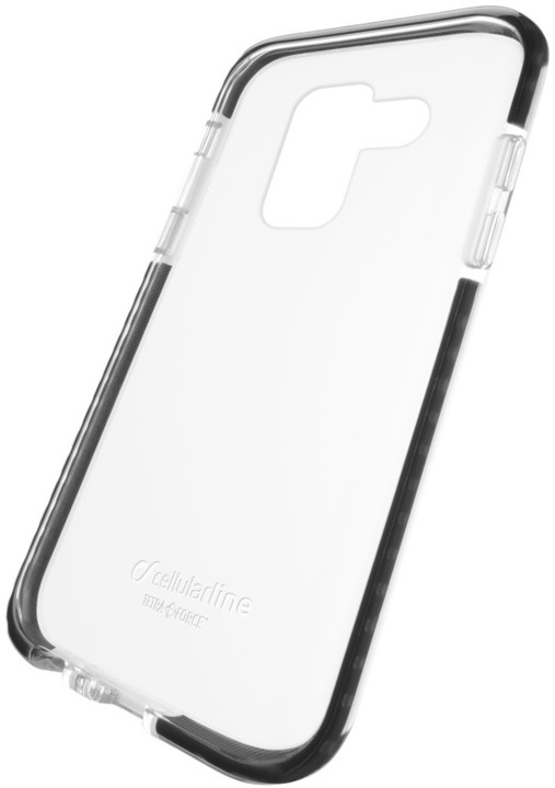 CellularLine ultra ochranné pouzdro Tetra Force Shock-Twist pro Samsung Galaxy A8 (2018)