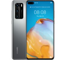 Huawei P40, 8GB/128GB, Grey - SP-P40128DSTOM