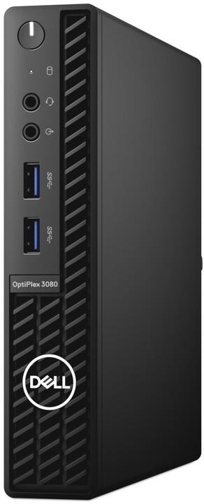 Dell OptiPlex (3080) MFF, černá