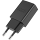 ALCATEL AC Charger microUSB 3A, UC17, Black