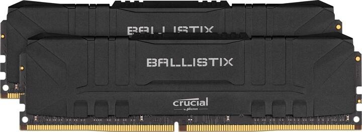 Crucial Ballistix Black 16GB (2x8GB) DDR4 2666 CL16