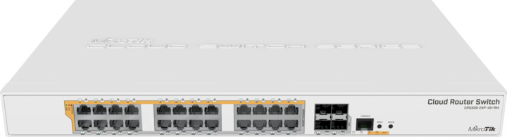 Mikrotik Cloud Router Switch CRS328
