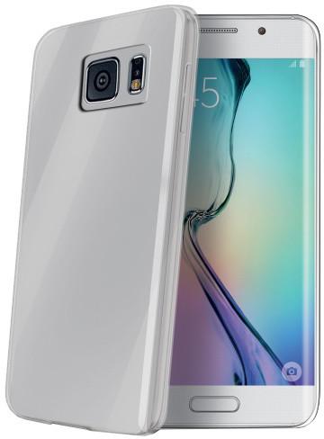 CELLY Gelskin TPU pouzdro pro Samsung Galaxy S6 Edge, bezbarvá
