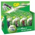 GP LCE202 + 1 baterie GP AAA