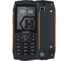 myPhone HAMMER 3, Orange - TELMYHHA3OR