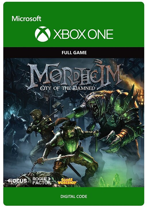Mordheim City of the Damned (Xbox ONE) - elektronicky