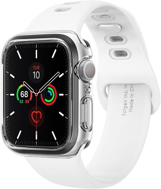 Spigen ochranné pouzdro Ultra Hybrid pro Apple Watch 4/5 40mm, čirá