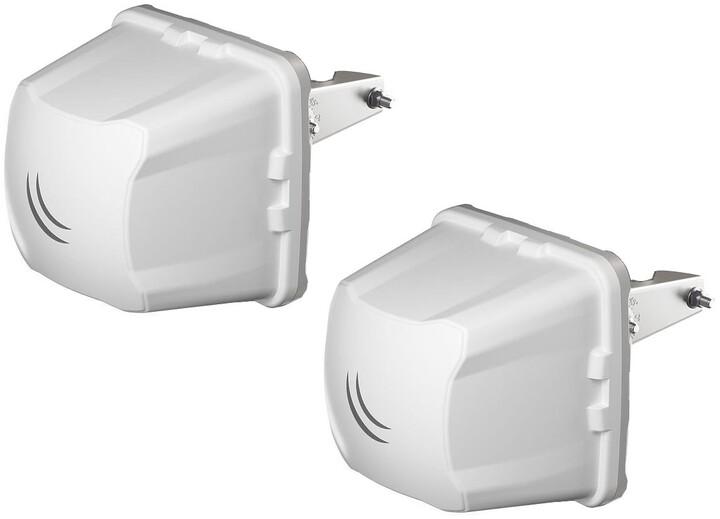 Mikrotik CubeG-5ac60adpair - 60GHz, L3, CPE Point-to-Multipoint 500m, 2ks