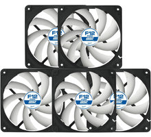 Arctic Fan F12 PWM PST Value Pack