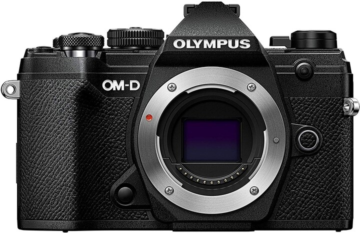 Olympus E-M5 Mark III tělo, černá