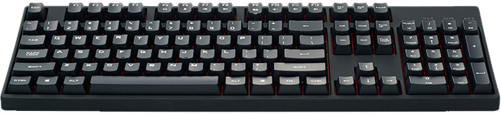CoolerMaster QuickFire XT, Cherry MX Brown, US