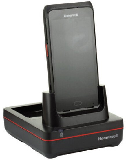 Honeywell nabíječka CT40 Home Base, 1-místná, USB, zdroj napájení, bez kabelu