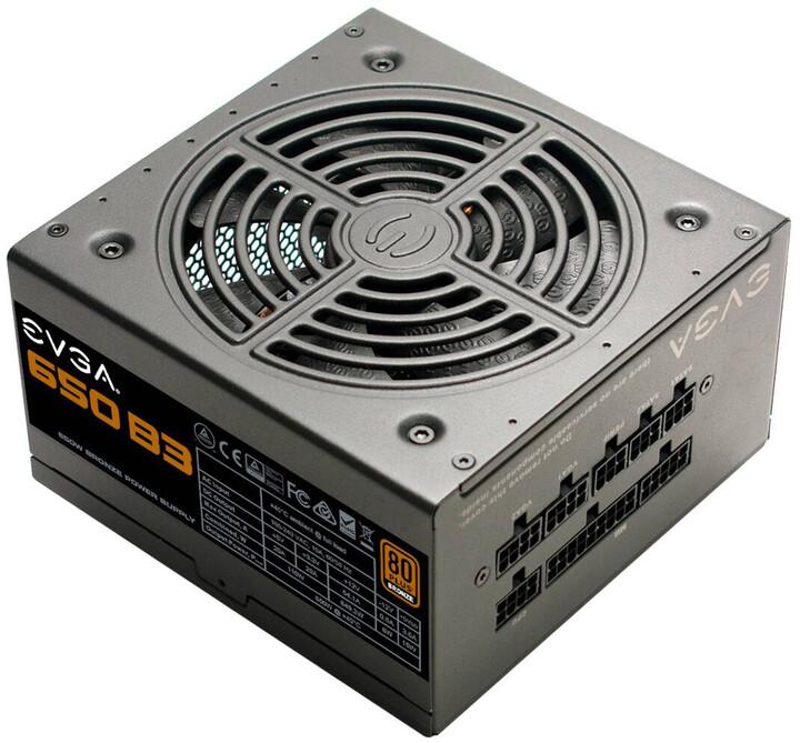 EVGA 650 B3 - 650W