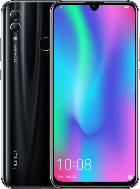 Honor 10 lite, 3GB/64GB, černá