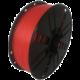 Gembird tisková struna (filament), nylon, 1,75mm, 1kg, červená