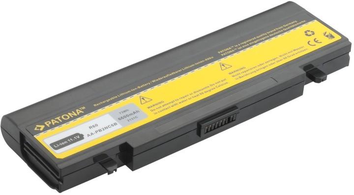 Patona baterie pro SAMSUNG P50/60 R40/45 X60 6600mAh Li-Ion 11,1V