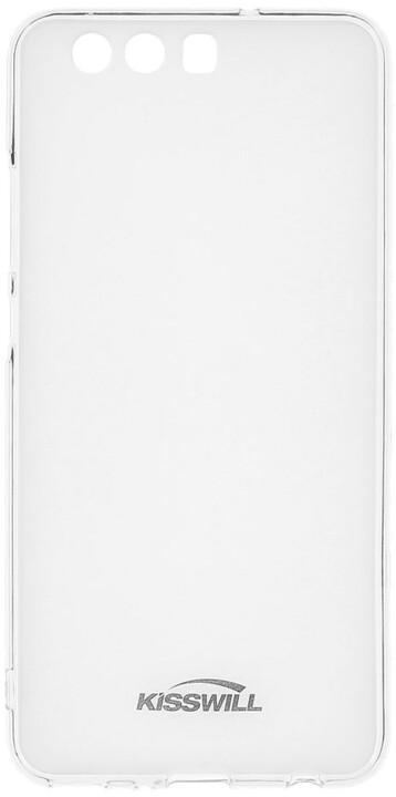Kisswill TPU pouzdro pro Huawei P10 Plus, transparentní
