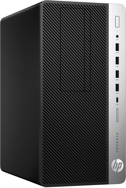 HP ProDesk 600 G5 MT, černá