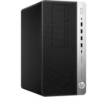 HP ProDesk 600 G5 MT, černá - 7AC15EA