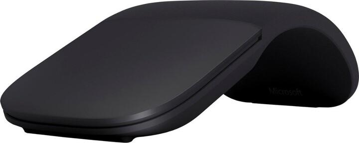 Microsoft Surface Arc Mouse, černá