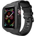 MAX silikonový řemínek MAS15 pro Apple Watch, 42/44mm, černá