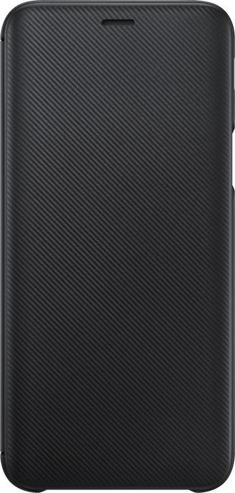 Samsung flipové pouzdro pro J6 2018, černé