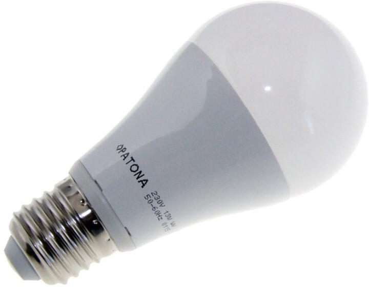 Patona E27/230V A60 SMD2835 13W teplá bílá 1300lm