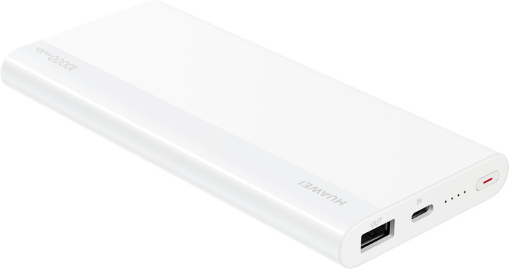 Huawei PowerBanka CP11QC 10000mAh 18W, bílá