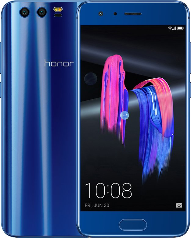 Honor 9 64GB Dual SIM modrý