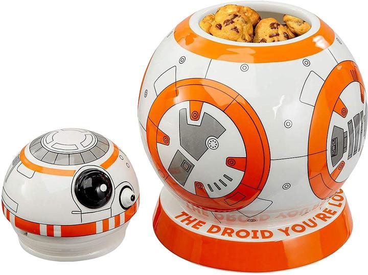 Dóza na sušenky Star Wars - BB-8