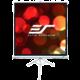 """Elite Screens plátno mobilní trojnožka 136"""" (345,4 cm)/ 1:1/ 243,8 x 243,8 cm/ case bílý"""