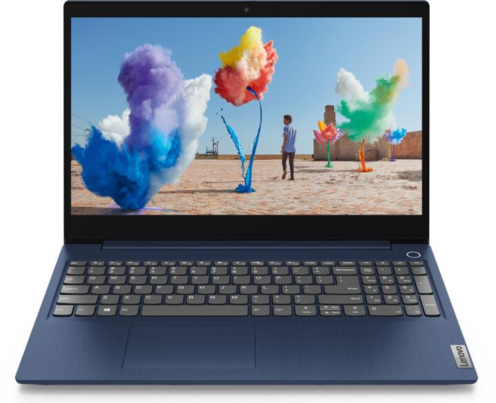 Lenovo IdeaPad 3-15ADA05, modrá