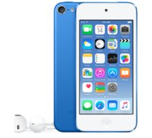Apple iPod touch - 64GB, modrá, 6th gen. MKHE2HC/A
