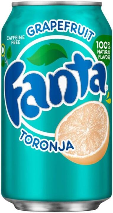 Fanta Grapefruit USA 355 ml