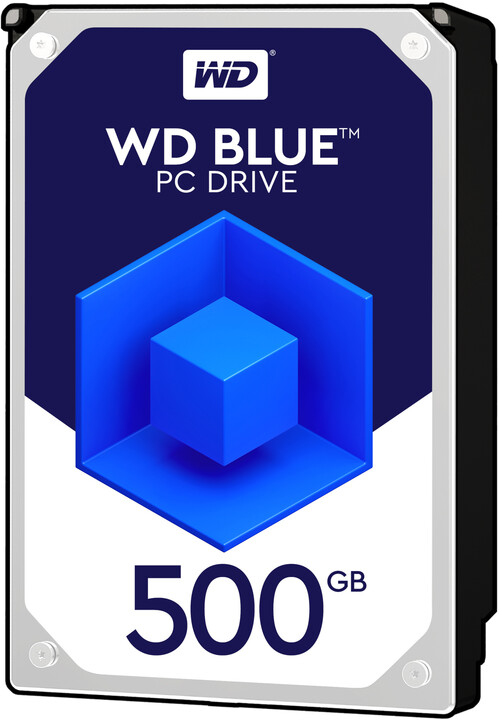"WD Blue (AZLX), 3,5"" - 500GB"