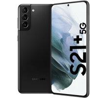 Samsung Galaxy S21+ 5G, 8GB/256GB, Black Sluchátka Samsung Galaxy Buds Live, černá v hodnotě 5 499 Kč + Vyměňte starý za nový a získejte bonus 5 000 Kč
