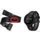 Garmin Forerunner 735 XT Run Bundle, černá