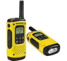 Motorola TLKR T92 H2O, žlutá - A9P00811YWCMAG