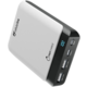 CellularLine Prémiová powerbanka PowerUp s Usb-C, 10000 mAh, bílá