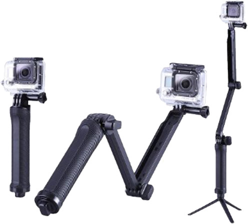 Niceboy 3-Way Grip | Arm | Tripod