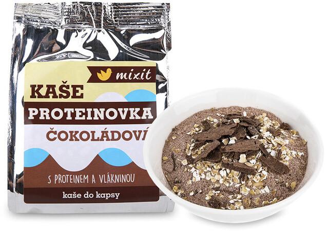 Mixit kaše Do kapsy, proteinová - čokoláda, 70g