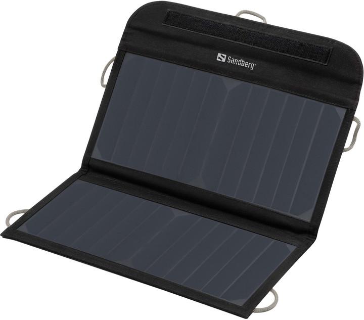 Sandberg solární panel 13W 2xUSB