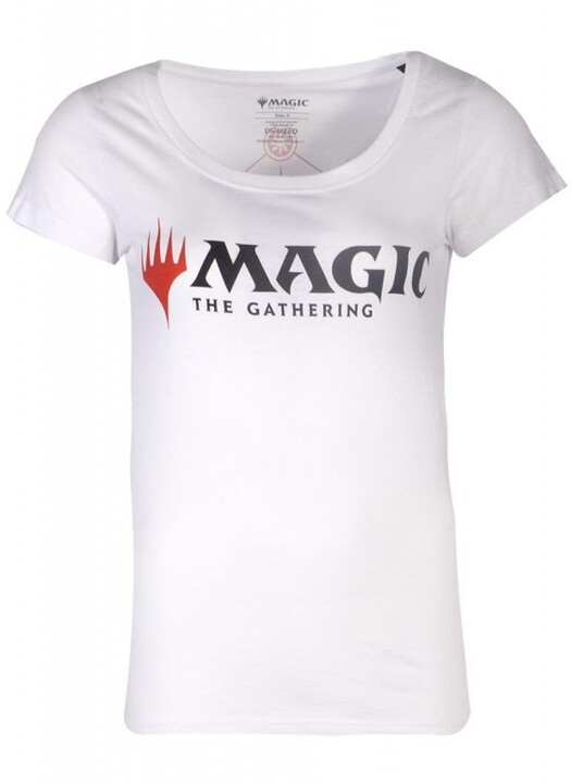 Tričko Magic: The Gathering - Logo, dámské (XL)