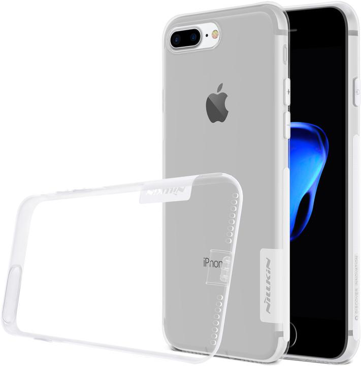 Nillkin Nature TPU Pouzdro Transparent pro iPhone 7 Plus