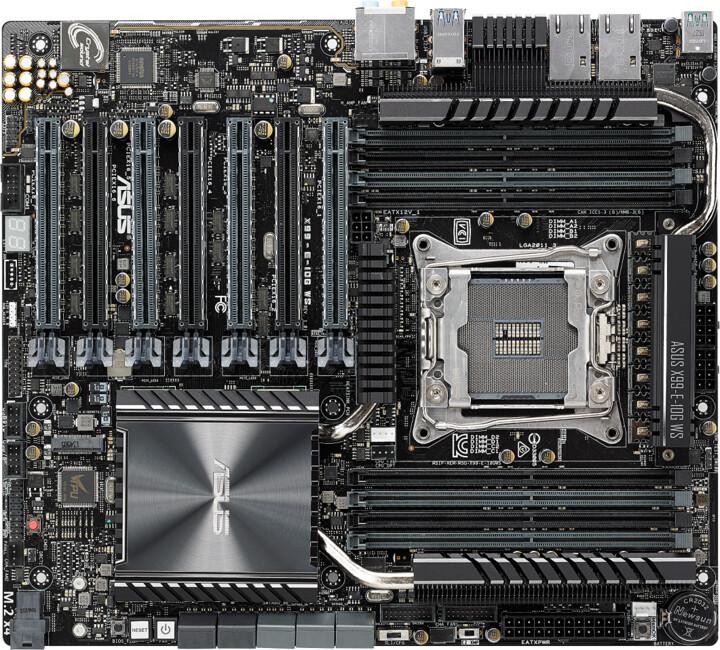 ASUS X99-E-10G WS - Intel X99